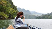 Half-day Adventure On Ba Be Lake from Ba Be Tourism Center, Hanoi, 4WD, ATV & Off-Road Tours