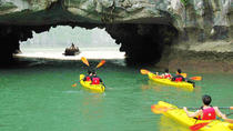 HALONG APRICOT 3 DAYS 2 NIGHTS VISITING TITOV AND AMAZING CAVE FULLY KAYAKING, Hanoi, Day Cruises