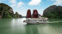 Halong Bay 1 Day Cruise by Limousine car visit Amazing cave and kayak from Hanoi, Hanoi, Kayaking & ...