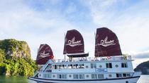 Halong Lavender Cruise 2day 1night visit Titov Island Surprising Cave from Hanoi, Hanoi, Day Cruises