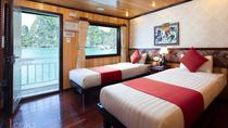 Halong Legacy Cruise 2 days 1 night visit Titov Island Drum cave from Hanoi, Hanoi, Day Cruises