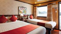 Halong Legacy Cruise 2 days 1 night visit Titov Island Drum cave from Hanoi