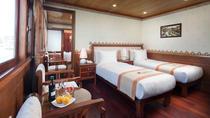 Halong Royal Wings Cruise 2days 1night swim at Ban Chan Beach depart from Ha Noi, Hanoi, Day Cruises