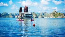 Halong Swan Cruise 3 days 2 nights boating trip Cong Dam Bai Tu Long from Hanoi, Hanoi, Day Cruises