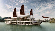 Perla Dawn Cruise 2 days 1 night Ha Long Lan Ha Bay depart from Ha Noi, Hanoi, Day Cruises