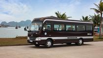 Rosa Eco Bus Luxury Transfer Ha Long to Ha Noi, Halong Bay, Airport & Ground Transfers