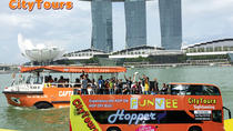 1 Day Hopper Pass - unlimited Hop On Hop Off Sightseeing, Singapore, Hop-on Hop-off Tours