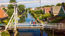 Dutch Windmills and Countryside Day Trip from Amsterdam Including Cheese Tasting in Volendam