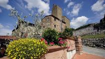 Chianti Wine and Vinci half day Tour from Montecatini Terme