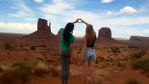 3-dages campingtur i nationalparker: Zion, Bryce Canyon, Monument Valley og Grand Canyon fra Las ...