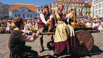 Tallinn Medieval Old Town Walking Tour And Beer Tasting, Tallinn, Walking Tours