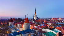 Tallinn Shore Excursion: Tour per le Attrazioni di Tallinn in Pullman e a Piedi, Tallinn, Ports of Call Tours