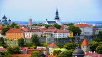 Tallinn Sightseeing Tour by Coach and Foot, Tallinn
