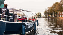 One hour canal cruise and all drinks included! The best way to explore Amsterdam, Amsterdam, Day...