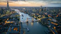 Billet jour et nuit à entrées multiples pour The View from The Shard, London, Attraction ...