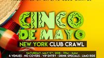 NYC Cinco De Mayo Bar Crawl, New York City, Bar, Club & Pub Tours