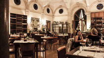Rome Gourmet Wine and Dinner Experience in a Private Cellar by the Pantheon, Rome