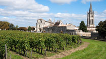 Bordeaux Super Saver: Vinsmaking og lunsj pluss vintur til St-Emilion for liten gruppe, Bordeaux