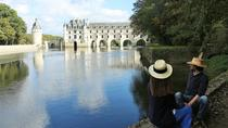 Small-Group Tour to Chambord and Chenonceau Chateaux with Lunch at a Family Chateau from the town...