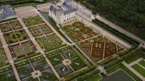 Small-Group tour to Chateau de Villandry with lunch at a private chateau from the town of Tours, ...
