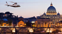 Helicopter Tour above Rome and  Surroundings 4-5 pax, Rom