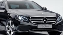 Rent a Car für Hochzeit: Black Mercedes E-Klasse, Florence, Wedding Packages