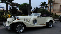Rent a Car for Wedding: Excalibur Cabrio, Florence, Wedding Packages
