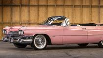Rent a Car for Wedding: Pink Cadillac El Dorado, Rome, Wedding Packages