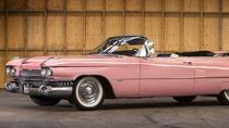 Rent a Car for Wedding: Pink Cadillac El Dorado, Rome, Wedding Packages