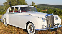 Rent a Car for Wedding: Silver 1953 Bentley, Florence, Wedding Packages