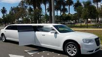 Rent a Car for Wedding: White Chrysler Limousine, Florence, Wedding Packages