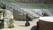 Taormina Landausflug: City Segway Tour, Taormina, Ports of Call Tours