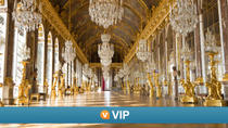 Viator VIP: Palace of Versailles Small-Group Tour with Private Viewing of the Royal Quarters, Paris