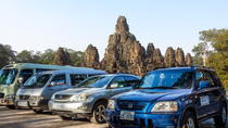 Private Angkor Day Tour (by aircon Vehicles), Siem Reap, Private Sightseeing Tours