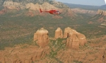 Sedona-Hubschraubertour: Red Rocks und Chapel of the Holy Cross, Sedona & Flagstaff