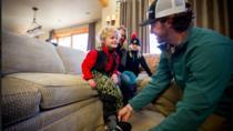 Junior Snowboard Rental Package