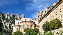 Montserrat Day Trip from Costa Brava Including Train Ride and Montserrat Monastery, Costa Brava,...
