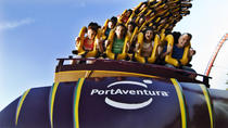 PortAventura Theme Park Ticket with Transport from Costa Brava, Costa Brava, null