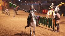 Valltordera Castle Medieval Tournament and Flamenco Show with Optional Dinner, Costa Brava, ...