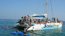Barcelona Catamaran Party Sail or Leisure Cruise, バルセロナ