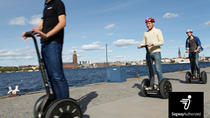 Södermalm by Segway, Stockholm, City Tours