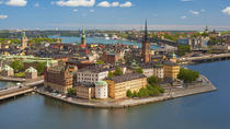 Stockholm Historical Walking Tour, Stockholm, Helicopter Tours