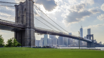 Führung von Manhattan nach Brooklyn NYC: Brooklyn Bridge und Dumbo, New York City, Wanderungen