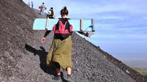 Corinto Shore Excursion: Cerro Negro Volcano Boarding Tour