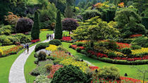 Private Back Country Drive to Butchart Gardens, Victoria, Ports of Call Tours