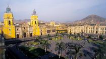 Private Lima City Tour from Callao Cruise Terminal, Lima, Half-day Tours