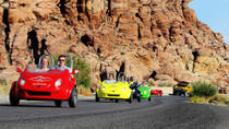 Scooter Car Tour of Red Rock Canyon with Transport from Las Vegas, Las Vegas, Vespa, Scooter & ...