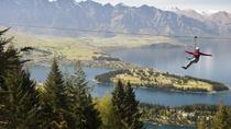 Zipline with 4WD Safari Combo Tour from Queenstown, Queenstown, Ziplines