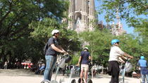 Sagrada Familia Private Segway Tour, Barcelona, Vespa, Scooter & Moped Tours