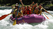 Small Boat Whitewater Rafting, Jackson Hole, White Water Rafting